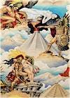 Aztec Legend, Alexander Henry