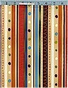 Wild Friends Stripe Robert Kaufman