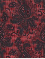 Fashionista Lace, Red, Spx Fabrics