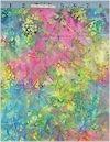 Paaradise Island  Balis Batik, Rainbow, Benartex Fabrics