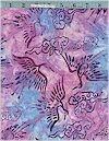 Asian Legacy Cranes Batik Robert Kaufman