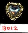 Victorian Stone Heart