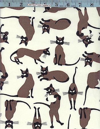 Cats Amp Dogs Ladybutton Fabrics