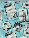 Elvis Retro 1950's,  Licensed to VIP