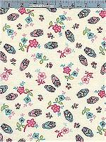 Matryoshka Dolls Flannel, Blank Textiles