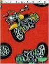Road Bikes Motorcycle Fleece