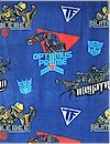 Transformers Fleece , Franco Fabrics, reg 12.99