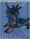 Batman Fleece, Franco Fabrics
