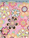 Flower Crystals, CORDUROY, Michael Miller