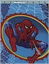 Spiderman, FLEECE, 58/60 Inches wide,  Licensed to Springs. Reg 12.99