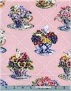 Teacups & Roses, Filled Cups, Elizabeth Studios