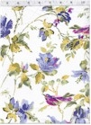 Sweet Song Birds, Lilac, Michael Miller