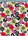 Swirl Flowers, Butterfly Swirl Coll, Windham Fabrics