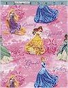 Disney Princess Pink, Springs Industries