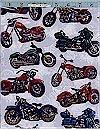 Motorcycles Bikes Timeless Treasures
