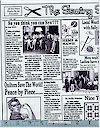 Sewing Standard Newspaper Timeless Treasures