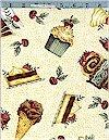 Just Desserts, Cake & More, Clothworks, Reg 9.35