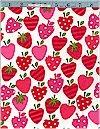 Strawberry Dotty Robert Kaufman