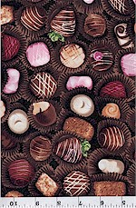 Sweet Shop Chocolates, Robert Kaufman