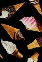 Ice Cream Cones, Timeless Treasures