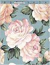 Garden Romance, Roses, Antique, Hoffman Fabrics