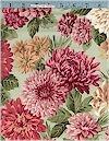 Camden Mint, Victorian Rose, Hoffman International