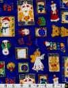 Post Card Angels, Snowmen, Makower