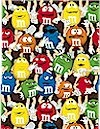 M&M FLEECE, Packed Characters, Licensed to Springs, Reg 13.49