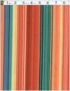 Colorband Stripe, Coral, Michael Miller
