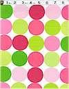 Disco Dots, Sorbet Michael Miller