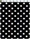 Thats It Dot! Black, Michael Miller, BACK IN STOCK