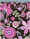Boho Blossom, Orchid, Michael Miller, BACK IN STOCK
