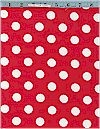 Quarter Dot Red (3/4 Inch Dots) Michael Miller