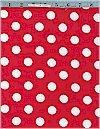 Quarter Dot Red (3/4 Inch Dots) Michael Miller