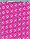 Dumb Dot, Fuchsia, Michael Miller