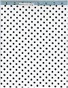 Dumb Dot White/Ebony Dot Michael Miller