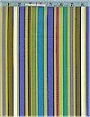 Garden Stripe, Moss, Michael Miller