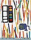 Art Class, Multi, Michael Miller