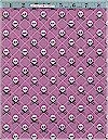 Quilt Pirates, Lavender, Michael Miller