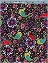 Birdsong Cocoa Michael Miller