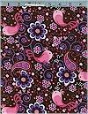 Birdsong, Pink, Michael Miller