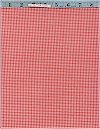Mini Gingham, Red, Michael Miller