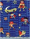 Super Heroes Multi Michael Miller