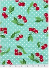 Cherry Dot Mint, Michael Miller