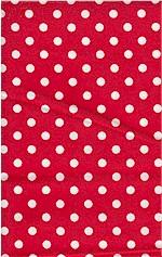 Dumb Dot Red/White, Michael Miller