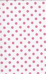 Dumb Dot White/Blush, Michael Miller
