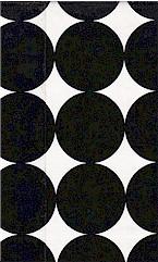 Disco Dots Ink Black, Michael Miller