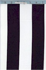 2 x 2 Stripe, Black/White, Michael MIller