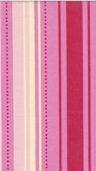 Vintage Stripe Blush, Michael Miller