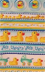 Rubber Ducky Stripe